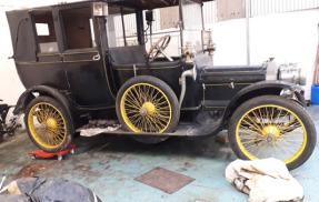 1912 Daimler 15hp