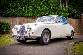 1968 Jaguar Mk II