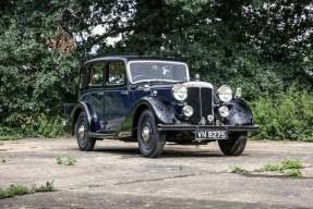 1936 Daimler E20