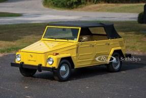 1973 Volkswagen Type 181