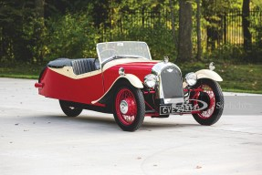 1937 Morgan 3 Wheeler