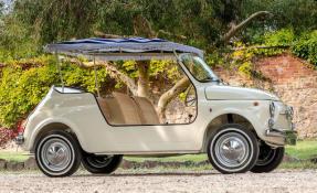 1963 Fiat 500 Jolly