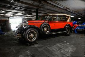 1927 Cadillac Series 341