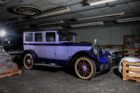 1926 Buick Master Six