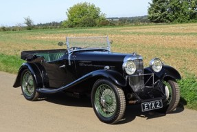 1938 Lagonda Rapier