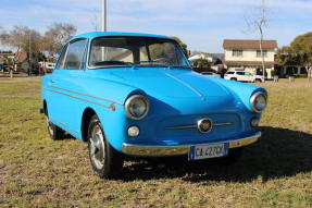 1963 Fiat 600 Coupe