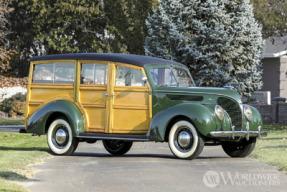 1938 Ford Model 81