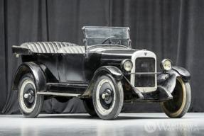 1923 Maxwell Model 25