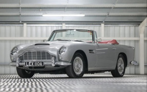 1963 Aston Martin DB5 Convertible