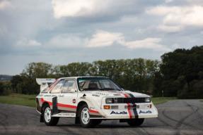 1988 Audi Sport Quattro