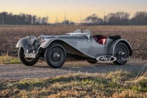 1938 SS Jaguar 100