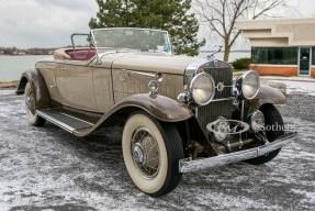 1931 Cadillac V-8