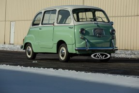 1961 Fiat 600D Multipla