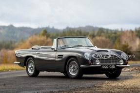 1965 Aston Martin Short-Chassis Volante