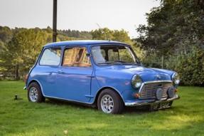 1968 Morris Mini