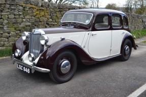 1951 MG YA