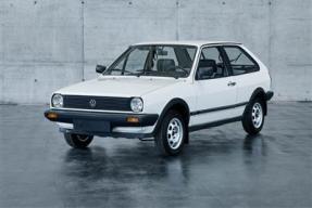 1987 Volkswagen Polo