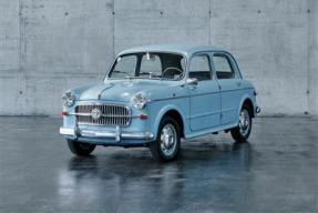 1957 Steyr-Fiat 1100