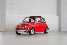 1966 Steyr-Puch 500