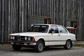 1977 BMW 320