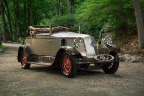 1927 Renault Two-Door