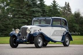 1935 Railton Straight Eight