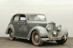 1950 Lea-Francis 14hp