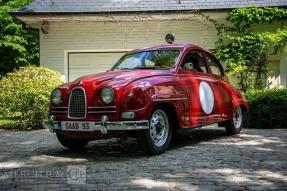 1960 Saab 93