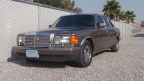 1991 Mercedes-Benz 300 SDL