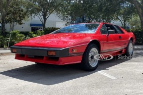 1983 Lotus Esprit Turbo