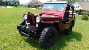 1951 Willys Jeep CJ3