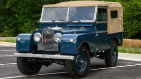 1957 Land Rover Series I