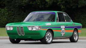1969 BMW 2000 CS