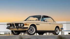 1971 BMW 2800 CS