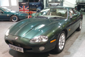 1998 Jaguar XKR