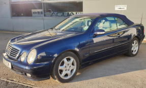 2000 Mercedes-Benz CLK 230