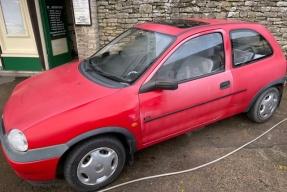 1997 Vauxhall Corsa