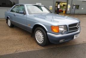 1989 Mercedes-Benz 500 SEC