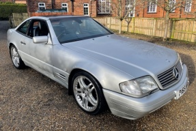 1997 Mercedes-Benz SL 500