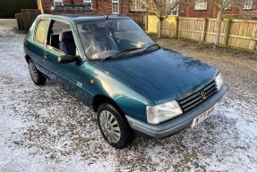 1996 Peugeot 205