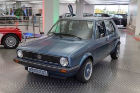 1983 Volkswagen Golf