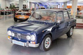 1978 Alfa Romeo Giulia