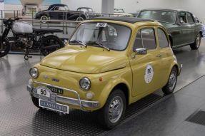1974 Fiat 500