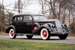 1936 Pierce-Arrow Eight Limousine