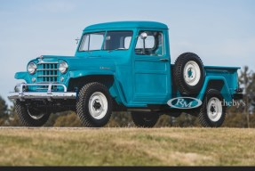 1951 Willys 4-73