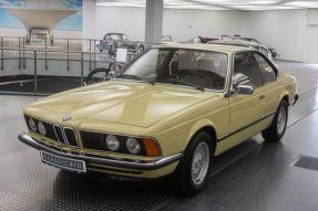 1976 BMW 633 CSi