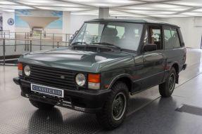 1993 Land Rover Range Rover