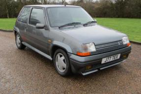 1991 Renault 5 GT Turbo