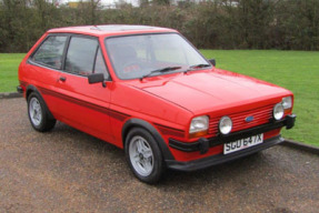 1981 Ford Fiesta Supersport