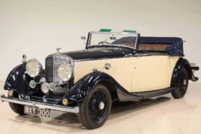 1935 Bentley 3½ Litre